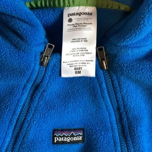 Patagonia One Pieces - Patagonia Baby Bunting Suit